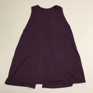 Lululemon Conduit Singlet Split Back TankTop Shirt